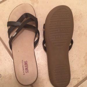 New Bass Sandals